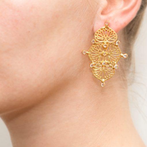 Filigree Heritage Earrings