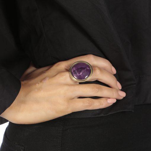 Heritage Sufi Dancer Adjustable Ring