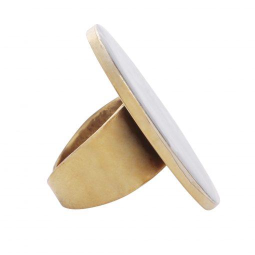 Heritage Tribal Adjustable Ring