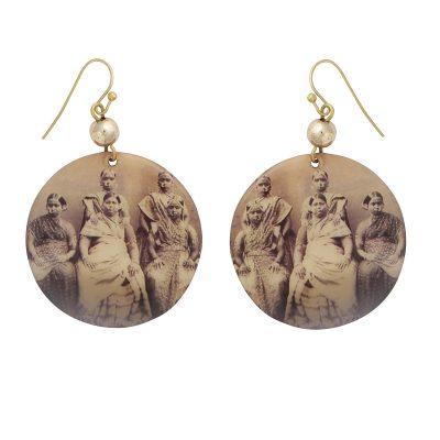 Heritage 1770 South Indian Regal Earrings