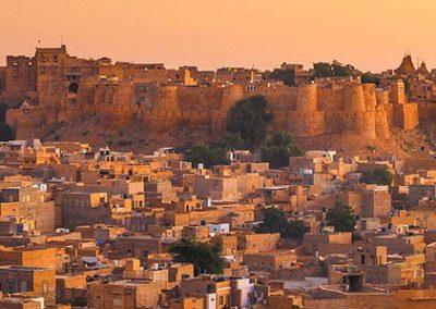 JaisalmerFort, Rajasthan