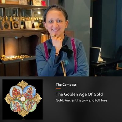 The Golden Age of Gold – for The Compass on the BBC World Service